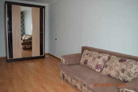 Сдается 1-комнатная квартира посуточно в Мегионе, ул. Свободы, 42.