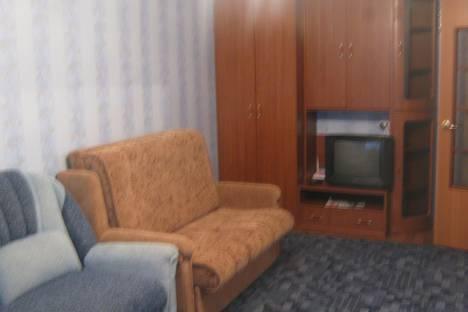 Сдается 1-комнатная квартира посуточно в Шерегеше, ул.Дзержинского д.6..