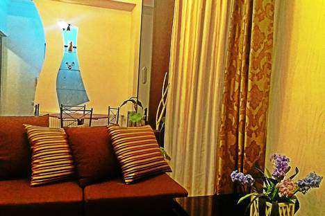 Сдается 2-комнатная квартира посуточно, 19 Pavle Ingorokva Street.