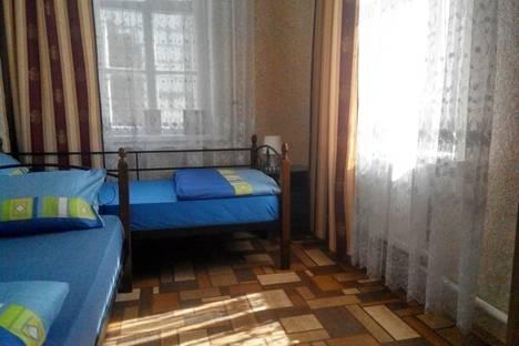 Сдается 2-комнатная квартира посуточнов Печорах, Юрьевская улица, 13.