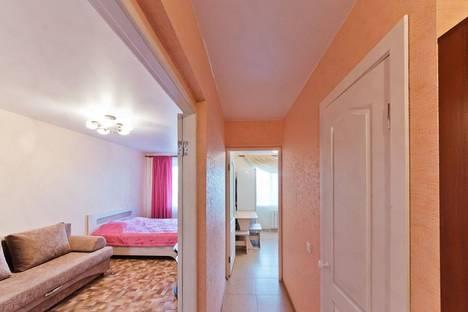 Сдается 1-комнатная квартира посуточнов Томске, переулок Картасный,6.