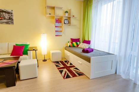 Сдается 1-комнатная квартира посуточно в Санкт-Петербурге, ул.Оптиков, д.34,корп.1.