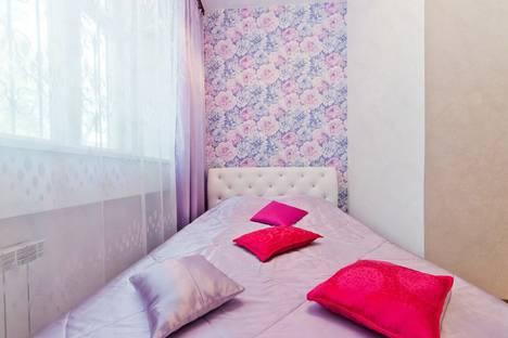 Сдается 1-комнатная квартира посуточнов Томске, переулок Нахимова,10.