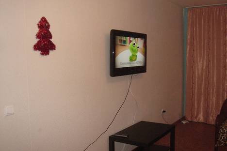 Сдается 1-комнатная квартира посуточнов Новокузнецке, проспект Строителей 90б.