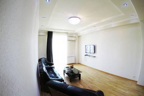 Сдается 3-комнатная квартира посуточно в Тбилиси, Georgia,19 Pavle Ingorokva Street.