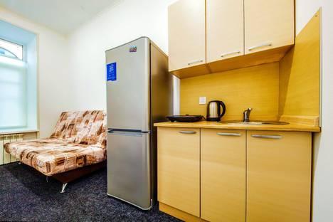 Сдается 1-комнатная квартира посуточнов Санкт-Петербурге, Петропавловская улица, 8.