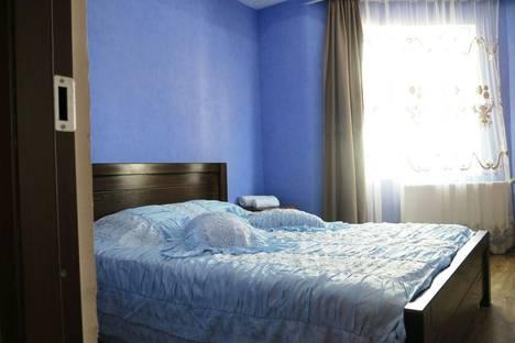 Сдается 4-комнатная квартира посуточно в Тбилиси, улица Сопром Мгалоблишвили 1.