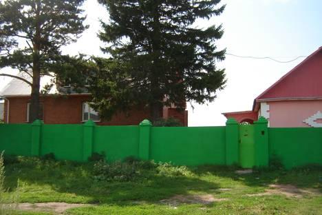 Сдается коттедж посуточнов Сосновоборске, с. Вознесенка ул Ленина,86.