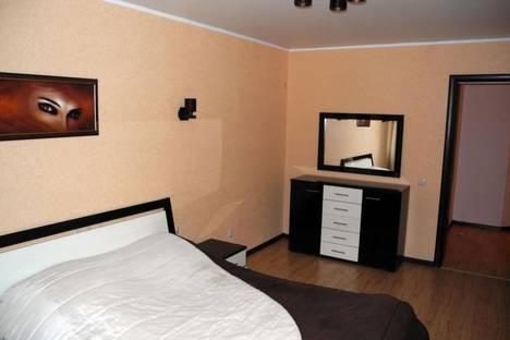 Сдается 2-комнатная квартира посуточно в Ставрополе, улица 50 лет ВЛКСМ, 18.