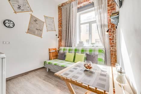 Сдается 1-комнатная квартира посуточнов Санкт-Петербурге, Лиговский проспект 55/4.