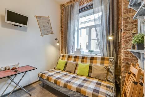 Сдается 1-комнатная квартира посуточнов Санкт-Петербурге, Лиговский пр, 55/4.