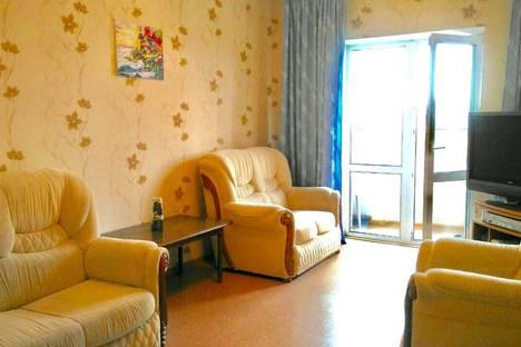 Сдается 1-комнатная квартира посуточно в Хабаровске, улица Карла Маркса, 99Б.