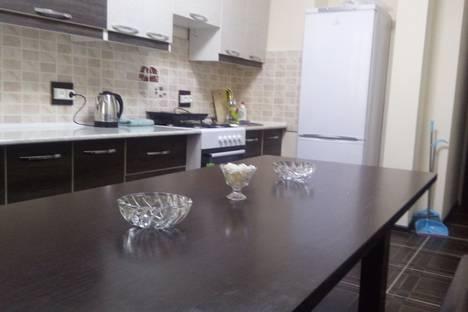 Сдается 1-комнатная квартира посуточнов Бишкеке, Ибраимова 103.