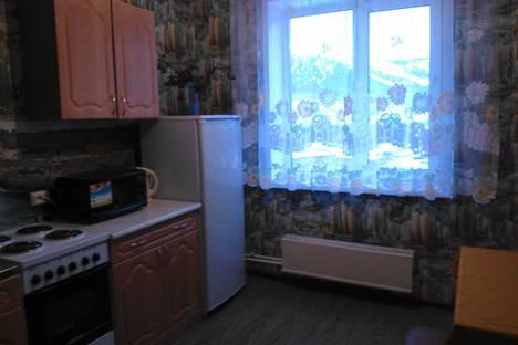 Сдается 2-комнатная квартира посуточно в Шерегеше, улица Дзержинского 20/1.