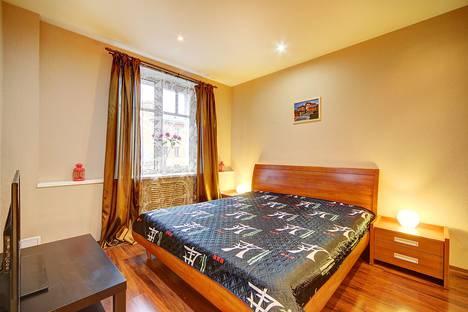 Сдается 1-комнатная квартира посуточнов Санкт-Петербурге, улица Черняховского, 30.