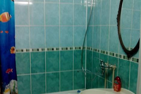 Сдается 2-комнатная квартира посуточно в Иванове, улица Ташкентская, 106.