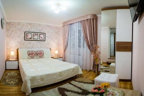 Сдается 3-комнатная квартира посуточно в Кисловодске, улица Гагарина 28.