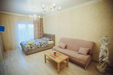 Сдается 1-комнатная квартира посуточно в Уфе, улица Октябрьской Революции 27б.