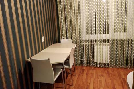 Сдается 1-комнатная квартира посуточнов Мегионе, Строителей 2.