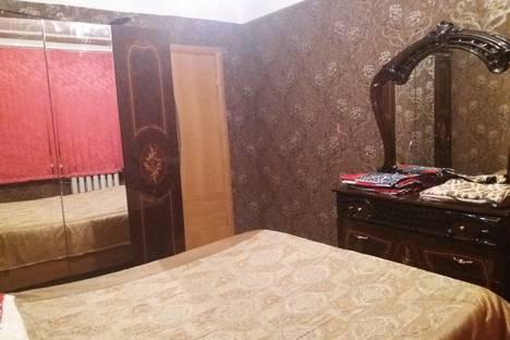 Сдается 2-комнатная квартира посуточнов Махачкале, Кирова 49.