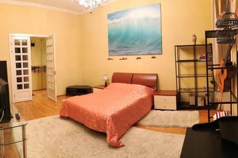 Сдается 1-комнатная квартира посуточнов Санкт-Петербурге, Стремянная улица, 5.