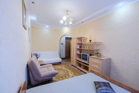 Сдается 1-комнатная квартира посуточнов Томске, улица Карташова, 3.