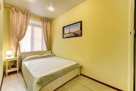 Сдается 3-комнатная квартира посуточнов Санкт-Петербурге, Фурштатская улица 8.