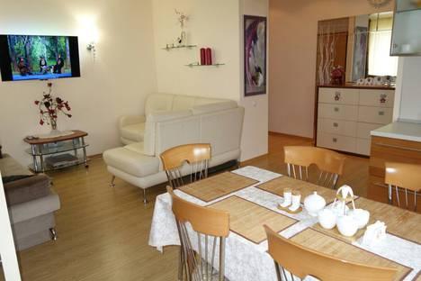 Сдается 1-комнатная квартира посуточнов Зеленой поляне, Республика Башкортостан, Банное Курортная 85/3.