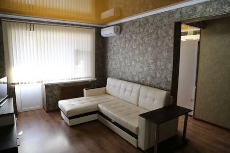 Сдается 1-комнатная квартира посуточно в Астрахани, улица Татищева, 31.