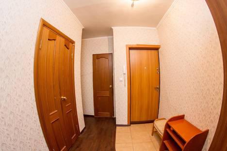 Сдается 2-комнатная квартира посуточно в Улан-Удэ, улица Павлова, 63.