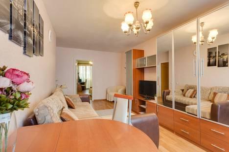 Сдается 3-комнатная квартира посуточно в Москве, ул.Краснодарская 20/1.