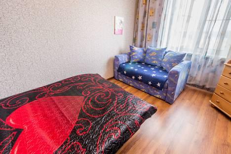Сдается 2-комнатная квартира посуточно в Магнитогорске, проспект Карла Маркса 141\3а.