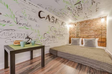 Сдается 1-комнатная квартира посуточнов Санкт-Петербурге, Гороховая улица, 53.