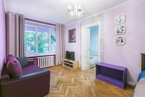 Сдается 2-комнатная квартира посуточно, Малая Пироговская улица, 6/4.