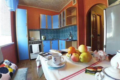 Сдается 1-комнатная квартира посуточно в Казани, проспект Фатыха Амирхана, 71.