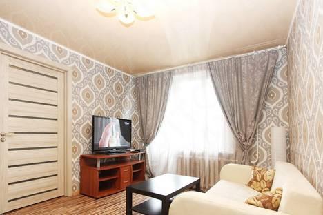 Сдается 2-комнатная квартира посуточнов Ленинске-Кузнецком, переулок Толстого, 9.