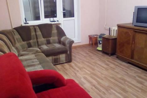 Сдается 1-комнатная квартира посуточнов Уфе, Сипайлово,ул.Н.Ковшовой 6.