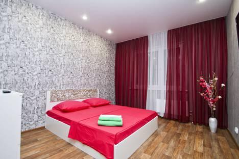 Сдается 3-комнатная квартира посуточно, Тюменский тракт 8.
