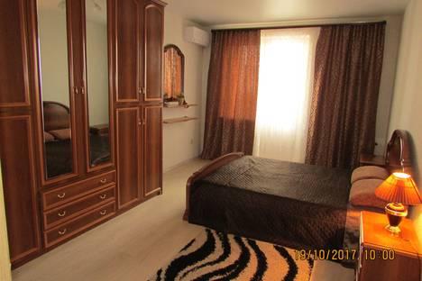 Сдается 2-комнатная квартира посуточнов Сочи, Краснодар, улица Кубанская, 52.