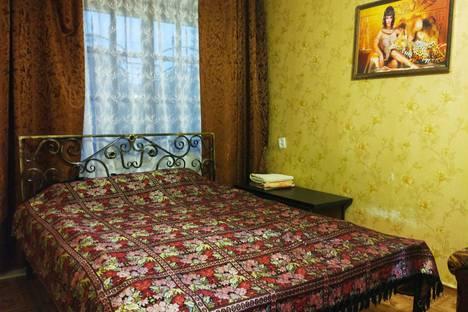 Сдается 1-комнатная квартира посуточно в Нальчике, проспект Шогенцукова, 19.