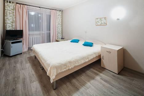 Сдается 1-комнатная квартира посуточно, улица Челюскинцев, 10.