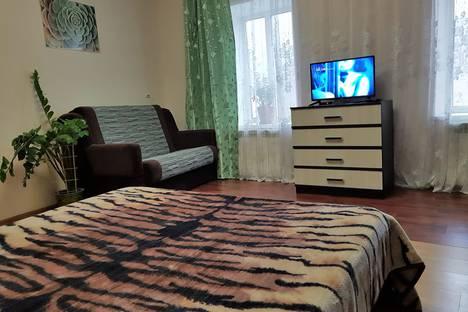 Сдается 1-комнатная квартира посуточно в Пятигорске, улица Дегтярева, 60.