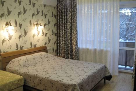 Сдается 2-комнатная квартира посуточно в Железноводске, улица Калинина, 20.