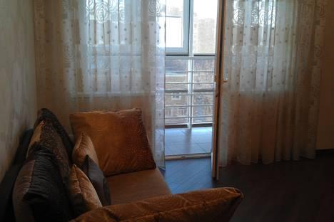 Сдается 1-комнатная квартира посуточнов Ростове-на-Дону, проспект Михаила Нагибина, 23.