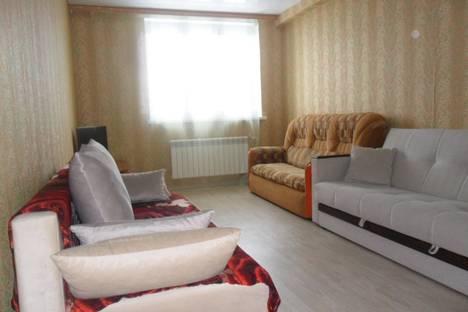Сдается 2-комнатная квартира посуточно в Нижневартовске, улица Ленина, 48.