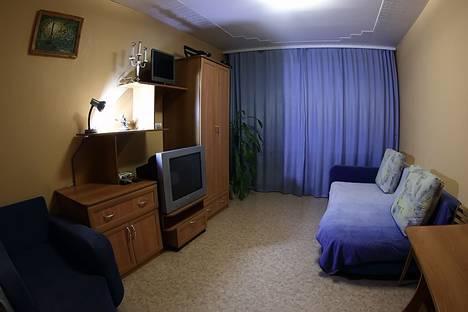 Сдается 3-комнатная квартира посуточно в Новокузнецке, улица Сеченова, 6.