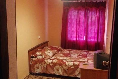 Сдается 2-комнатная квартира посуточнов Томске, улица Косарева, 7/37А.