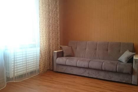 Сдается 1-комнатная квартира посуточнов Братске, улица Курчатова, 50.