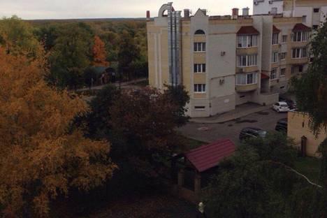 Сдается 1-комнатная квартира посуточнов Тамбове, улица набережная, 24.