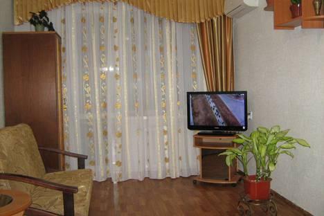 Сдается 1-комнатная квартира посуточно в Симферополе, Набережная улица, 89.